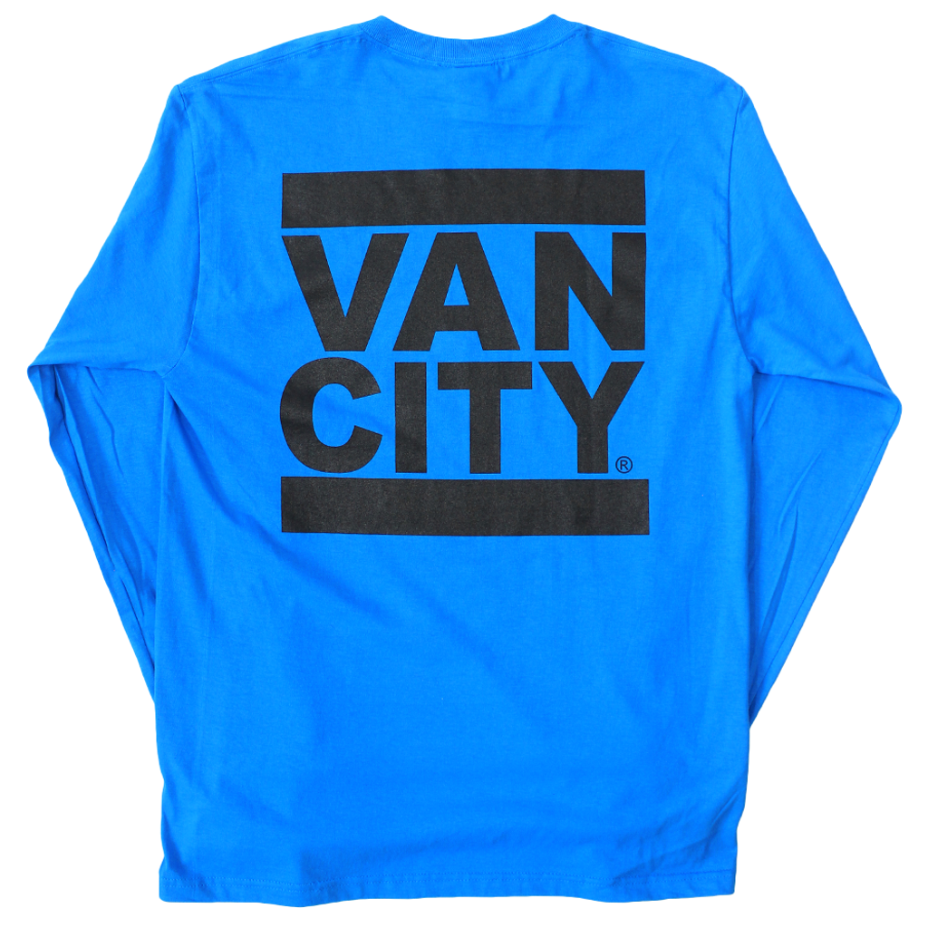 Surf Long Sleeve Tee - Pacific