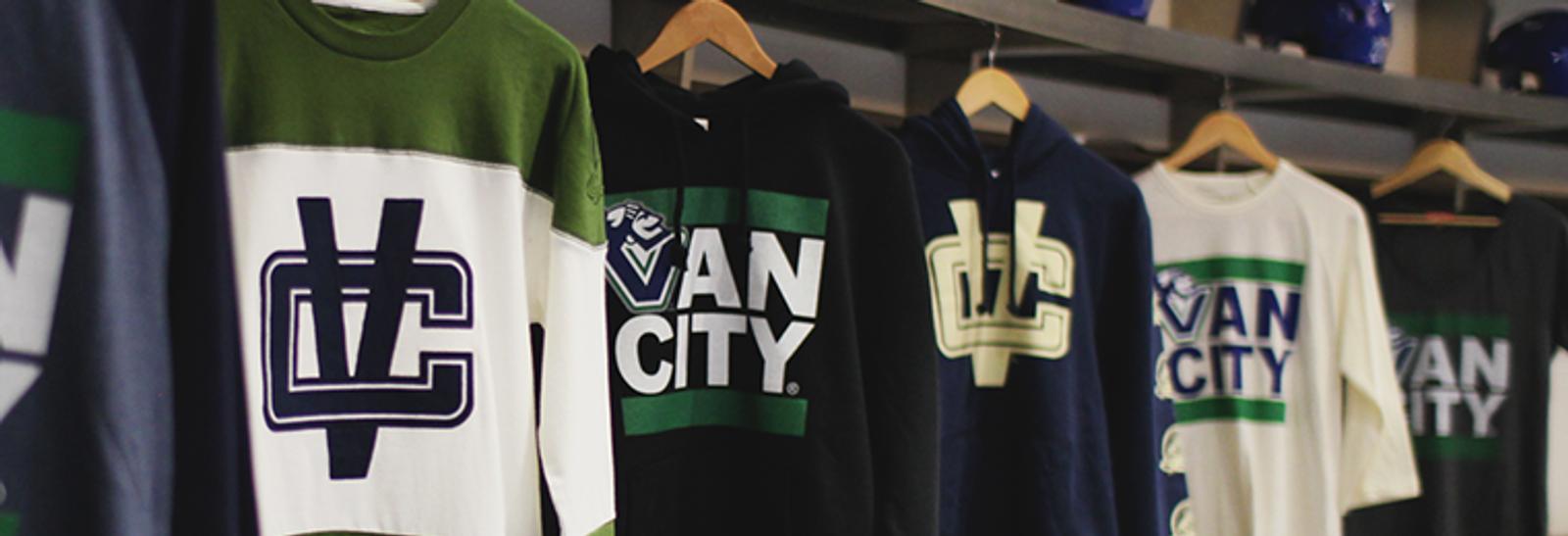 Vancity® x Canucks x Mitchell & Ness