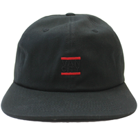 Between The Lines Cap - Black