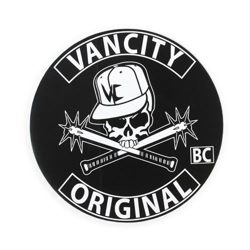 Vancity Original Patch Sticker