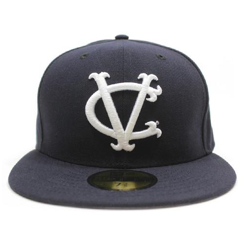 Vancity Original® x New Era Vintage VC 5950 Fitted - Yankee Navy