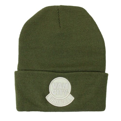 Game Changers Beanie - Military Green