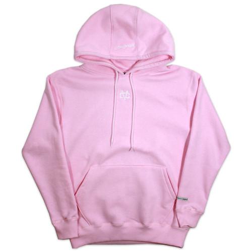 Vancity Original® New Classic Fit Harlem Pink Hoodie - Front