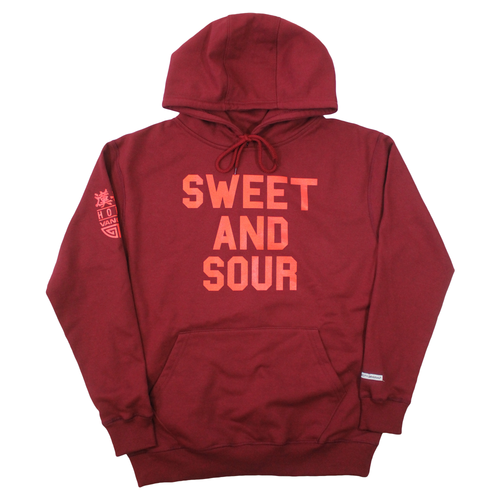Hon's x Vancity® Sweet And Sour Hoodie - Currant