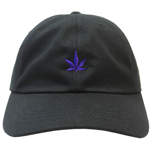 Medicated Dad Hat - Black