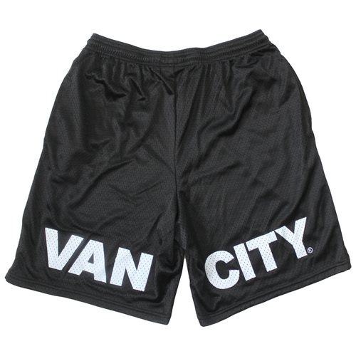 Vancity® x Champion Mesh Shorts - Black