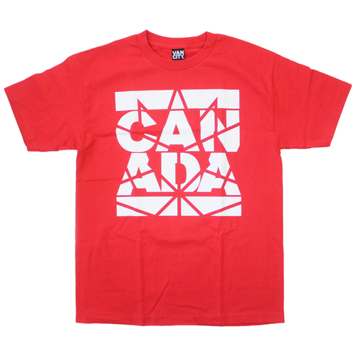 Canada 150 Tee - Red