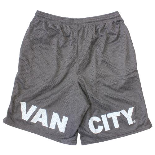 Vancity® x Champion Mesh Shorts - Ash