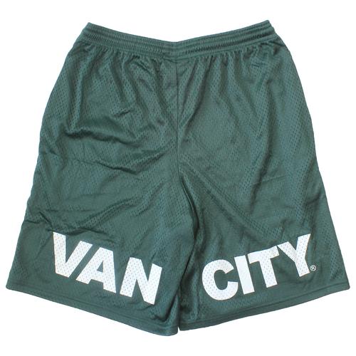 Vancity® x Champion Mesh Shorts - Green