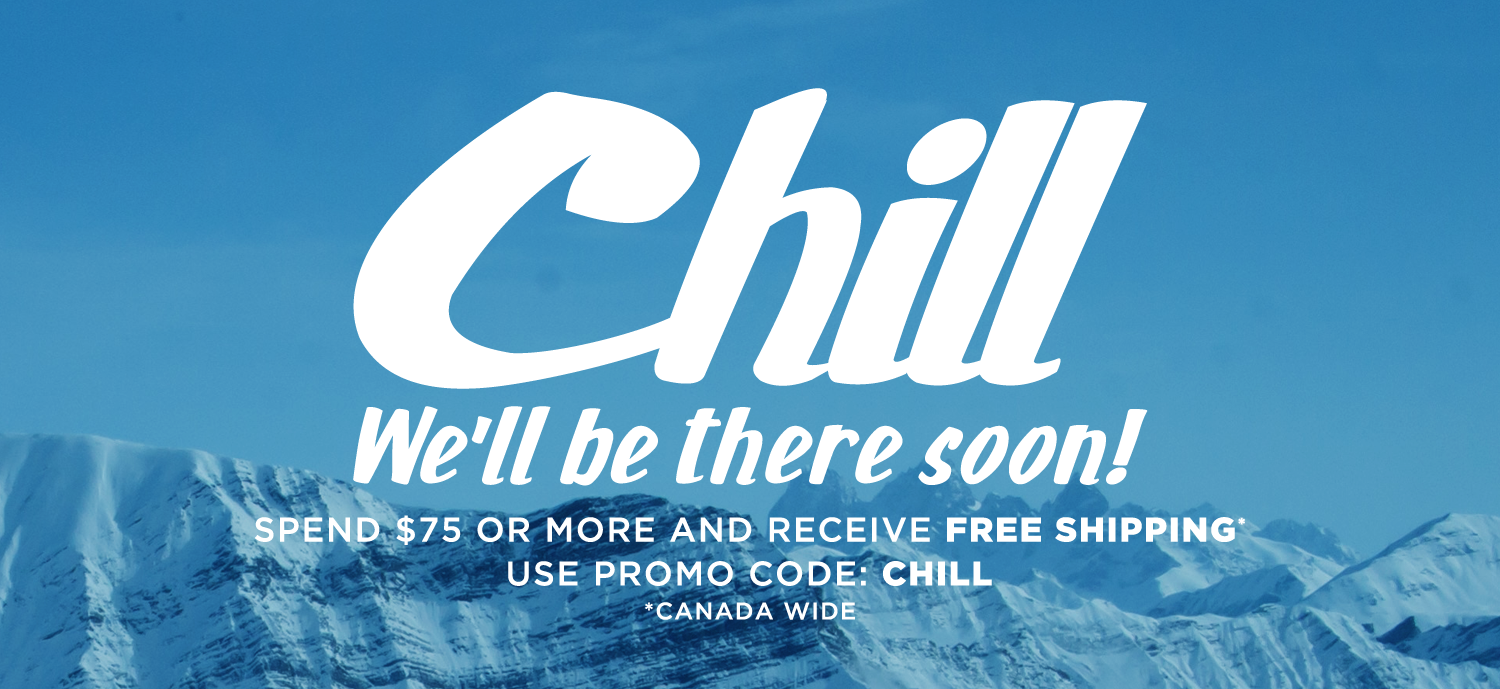 Free Shipping Canada Wide!