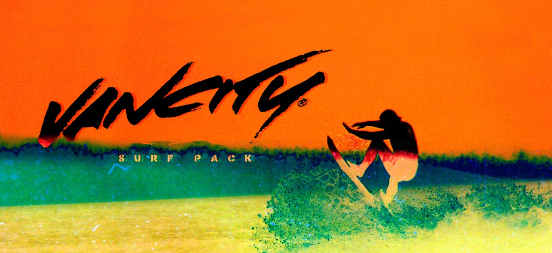 Vancity® Surf Pack