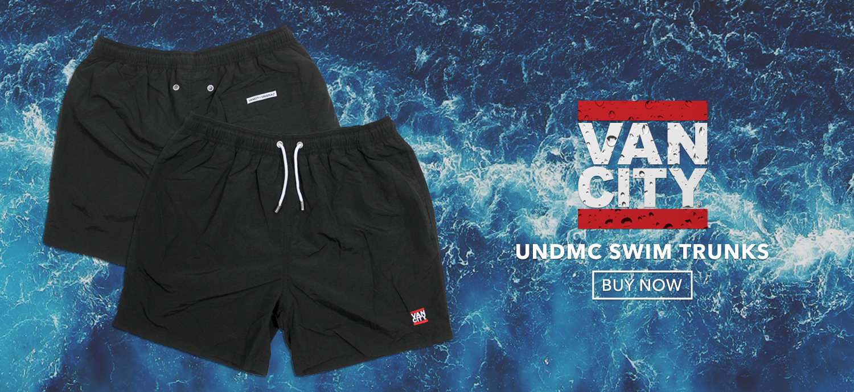 UnDMC Swim Trunks