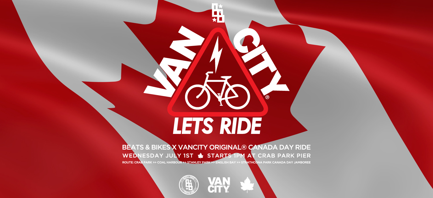 CANADA DAY LETS RIDE!