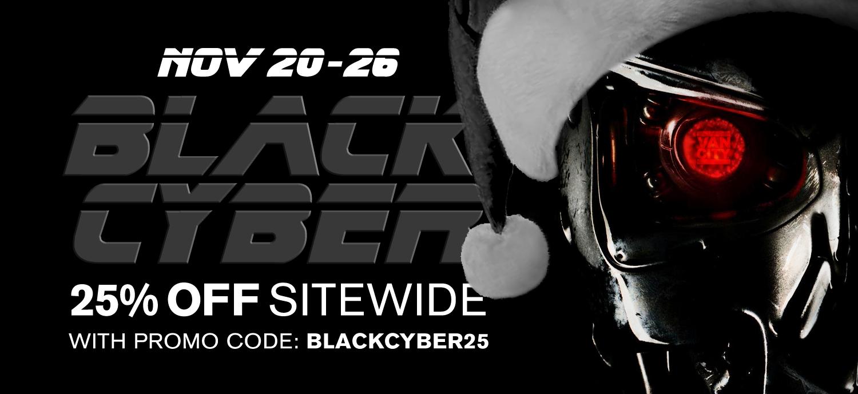Black Cyber Sale