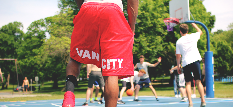 Vancity® x Champion Mesh Shorts