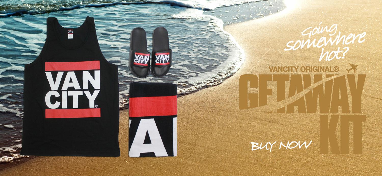 Vancity Original® Getaway Kit