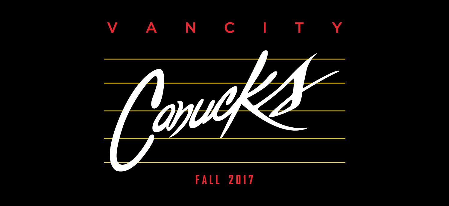 Vancity Canucks Fall 2017