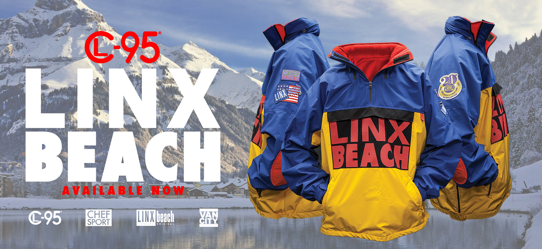 Linx Beach Jacket