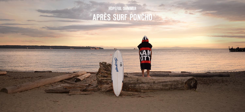 Après Surf Poncho