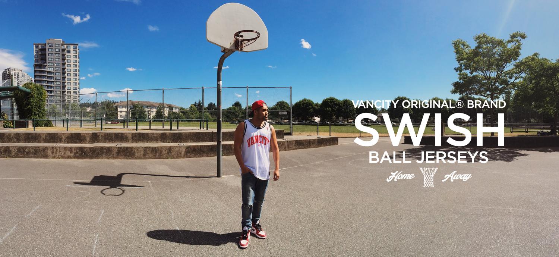Swish Ball Jersey