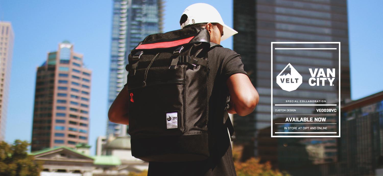 Vancity Original® x VELT Backpack