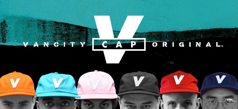 Vancity Original® V Cap