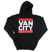 Vancity Original Heavy Weight UnDMC Black Classic Pullover Hoodie