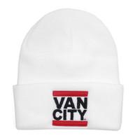 Vancity Original UnDMC Classic Beanie - White