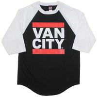 UnDMC Baseball Tee Shirt - Black