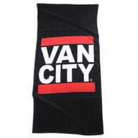Classic UnDMC Beach Towel - Black
