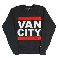 New Classic Fit UnDMC Crew Sweatshirt - Dark Grey