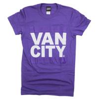 Women's Classic UnDMC  Tee Shirt - Purple