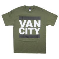 UnDMC Classic Tee Shirt - Olive
