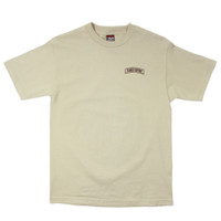 Missile Patch Tee - Tan