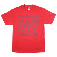 UnDMC Classic Tee Shirt - All Red