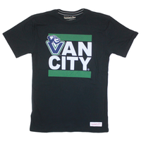Johnny Vancity® Tee - Black