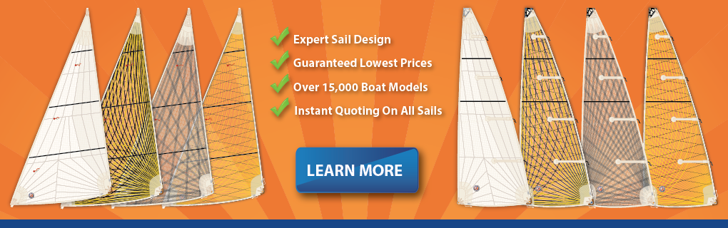 Whether Your Looking To Buy New Dacron Cruising Sails Or Fast Racing Sails, We've Got What You're Looking For!