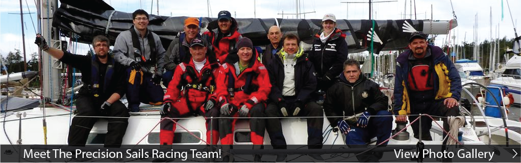 Precision Sails Racing Team: