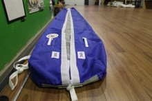 Get Long Mainsail and Headsail Zipper Bags at PrecisionSailsLoft.com