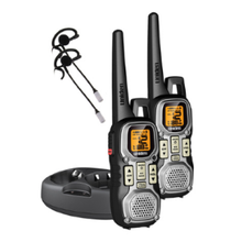 NOAA FRS/GMRS Weather Radio Set With Headset