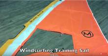 Used Windsurfer Training Sail 4.6m