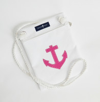 Cross-Body Skipper Bag-ANCHOR