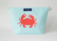 Crab Sunscreen Tote