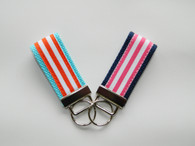 Key Fobs-STRIPES