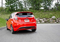 """MBRP Ford Fiesta ST 1.6L EcoBoost 3"""" Dual Outlet T409 Cat Back"""