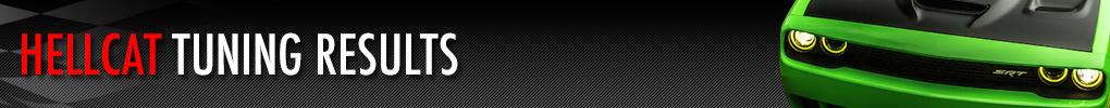 Hellcat Dyno Tuning Results