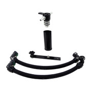 MUSTANG 2.3 ECOBOOST PLUG N PLAY SC OIL CATCH CAN | UPR Black