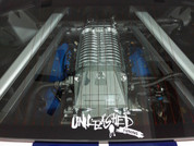 Unleashed Logo Sticker