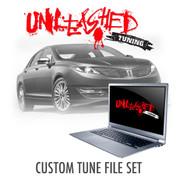 Lincoln MKZ Custom Tunes