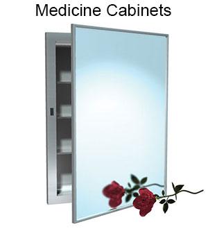 Medicine Cabinets for Commercial Restrooms